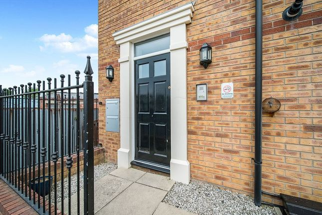 Thumbnail Flat to rent in Lowther Crescent, St. Helens