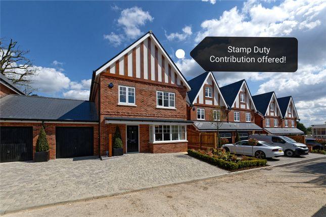 5 bed detached house for sale in The Blake, Scholars, High Road, Broxbourne, Hertfordshire EN10