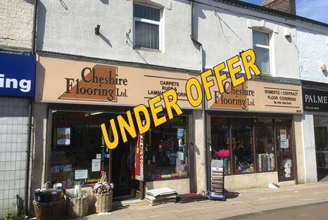 Retail premises to let in 97 Widnes Road, Widnes, Cheshire