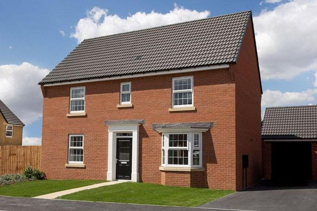 "Thumbnail Detached house for sale in ""Layton"" at Bridlington Road, Stamford Bridge, York"