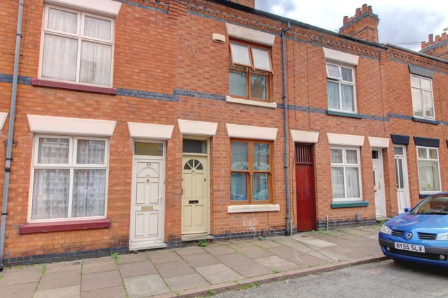 Front of Tewkesbury Street, Leicester LE3