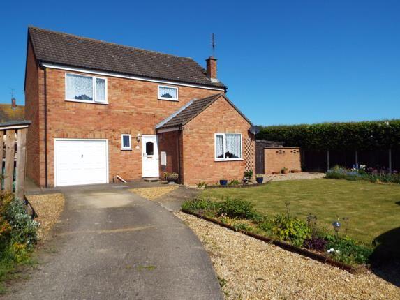 Thumbnail Detached house for sale in Fakenham, Norfolk