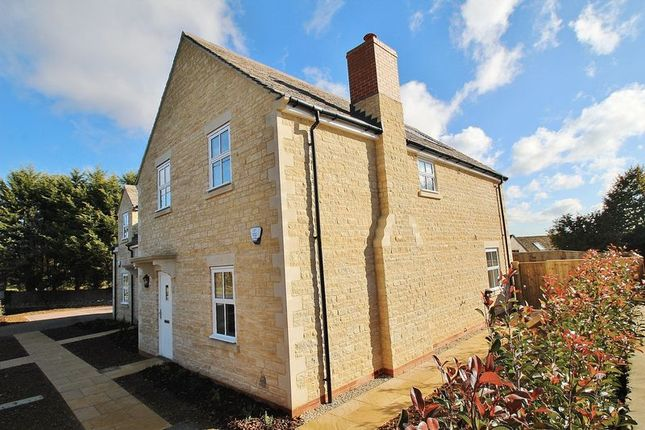 Thumbnail Semi-detached house for sale in Fulbrook, Nr Burford, Carpenters Place, Fulbrook Hill