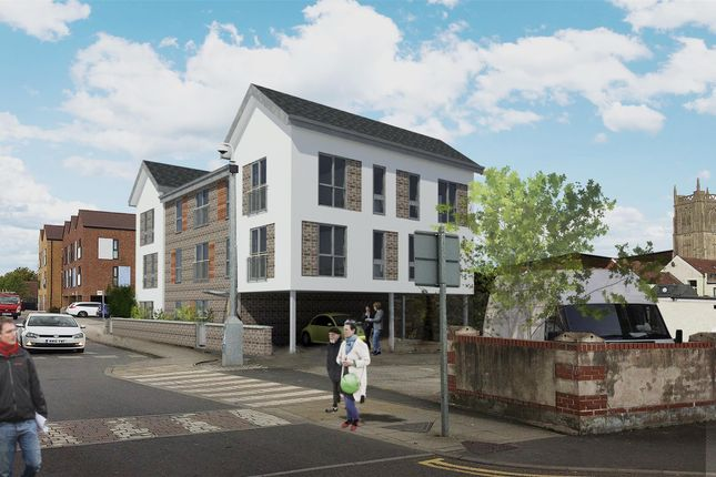 Thumbnail Flat for sale in Danes Court, Danes Lane, Keynsham, Bristol