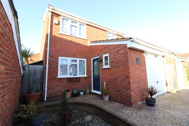 Thumbnail Property for sale in Elmbourne Drive, Upper Belvedere, Kent