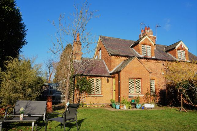 Thumbnail Semi-detached house for sale in Main Street, Kirby Muxloe, Leicester