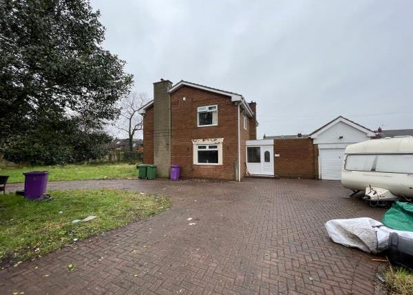 Thumbnail Detached house for sale in Carr Lane East, West Derby, Liverpool