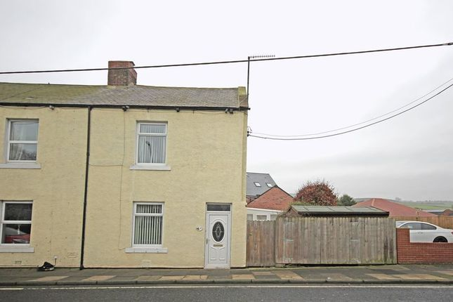 Thumbnail Duplex for sale in Victoria Terrace, Haydon Bridge, Hexham