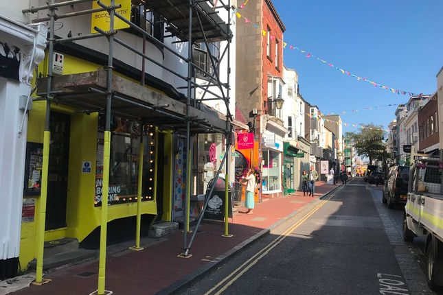 Thumbnail Retail premises to let in Bond Street, Brighton