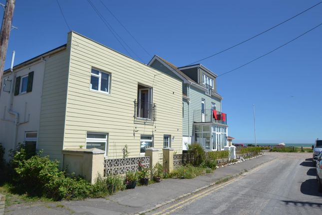 Thumbnail Flat for sale in Bays End, Collier Road, Pevensey Bay.