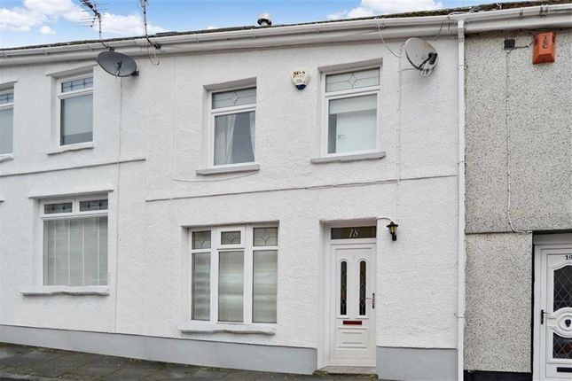 Thumbnail Terraced house for sale in Harrison Street, Dowlais, Merthyr Tydfil