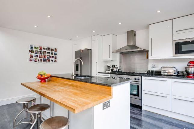 Kitchen of Haldon Road, London SW18