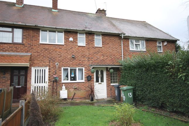 Thumbnail Terraced house to rent in Neath Road, Bloxwich, Walsall