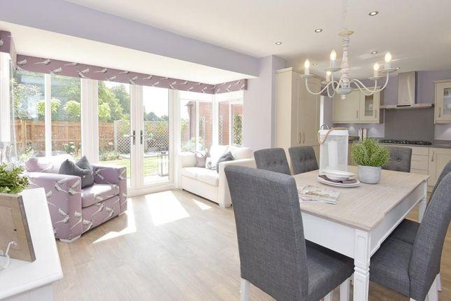 "Thumbnail Detached house for sale in ""Winstone"" at Fosse Road, Bingham, Nottingham"