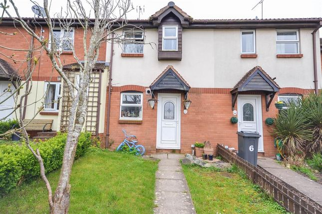 Thumbnail Terraced house for sale in James Orchard, Berkeley