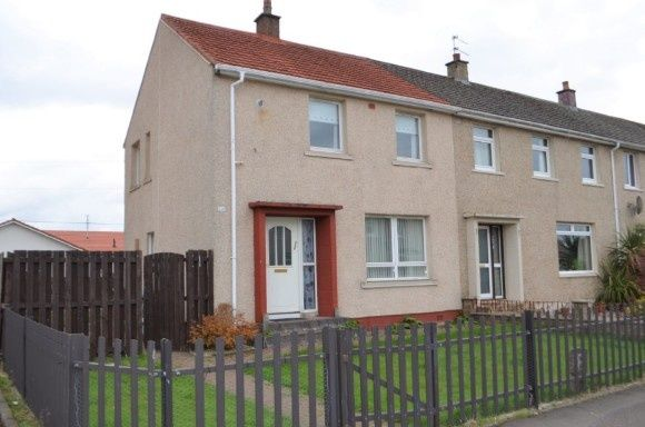 Thumbnail End terrace house to rent in Haugh Street, Falkirk