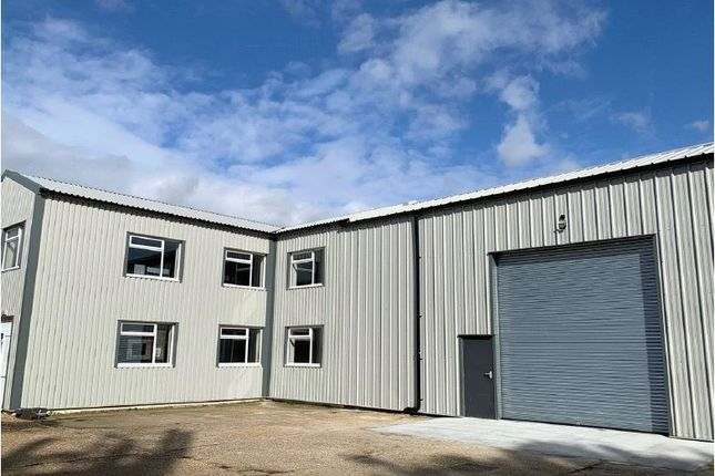 Thumbnail Industrial for sale in Unit 6 Garcia Trading Estate, Canterbury Road, Worthing