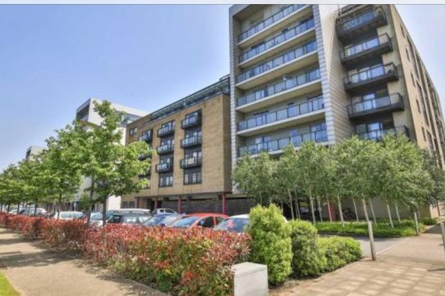 Thumbnail Maisonette for sale in Caldey Island House, Ferry Court, Cardiff, Caerdydd