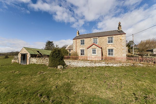 Thumbnail Detached house for sale in The Hott, Thorngrafton, Hexham, Northumberland