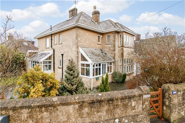 Thumbnail Detached house for sale in Midford Road, Bath, Somerset