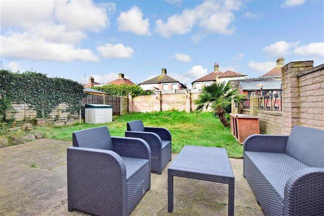 Rear Garden of Okehampton Crescent, Welling, Kent DA16