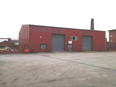 Thumbnail Light industrial to let in Unit 27 Campbell Street Industrial Estate, Preston