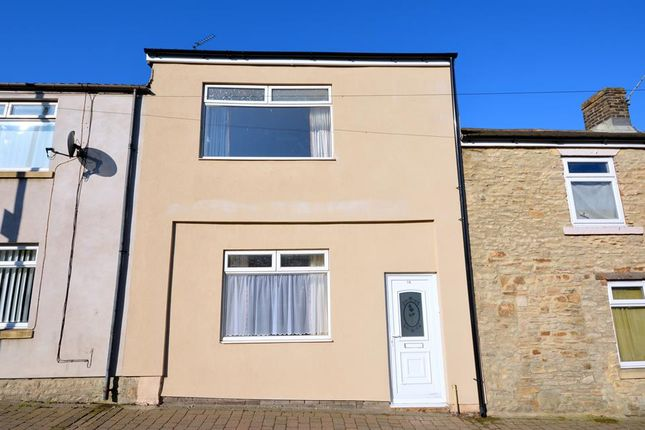 Thumbnail Terraced house to rent in High Street, Tow Law, Bishop Auckland