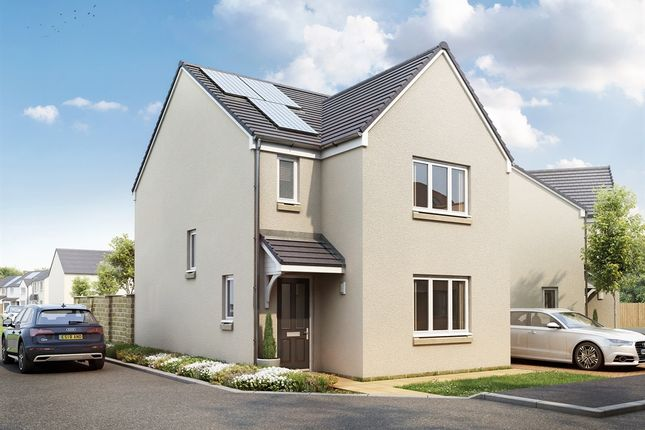 "Thumbnail Detached house for sale in ""The Elgin"" at Brodie Road, Dunbar"