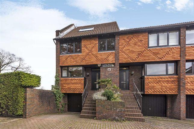 Thumbnail Terraced house for sale in Mallard Place, Twickenham