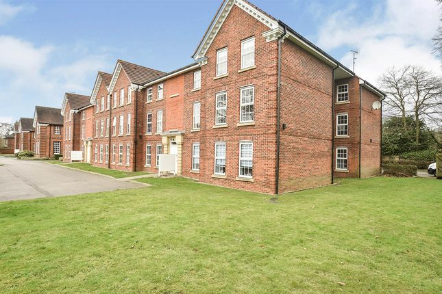 Thumbnail Flat for sale in Dunsley House, 892 Hessle Road, Hull, East Yorkshire