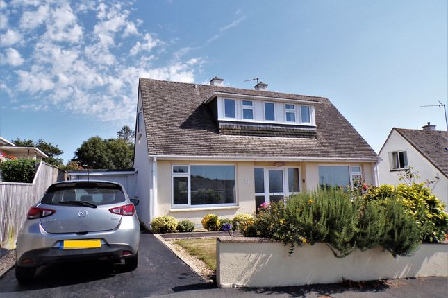 Thumbnail Detached bungalow for sale in Upper Churston Rise, Seaton