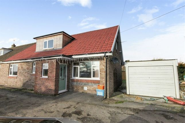 Thumbnail Semi-detached bungalow for sale in Cliffe Terrace, Burry Port, Carmarthenshire
