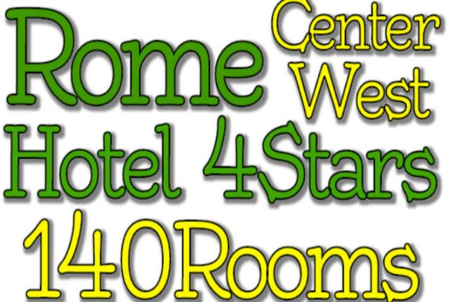 Thumbnail Hotel/guest house for sale in Center West, Rome City, Rome, Lazio, Italy