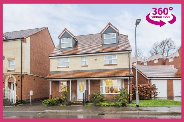 Thumbnail Detached house for sale in Ash Tree View, Newport