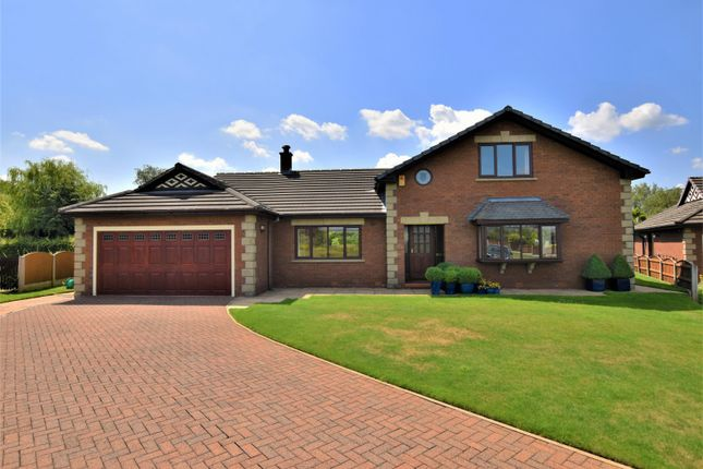 Thumbnail Detached bungalow for sale in Cranford Gardens, Marple, Stockport
