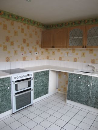 Thumbnail End terrace house to rent in Gifford Close, Newport