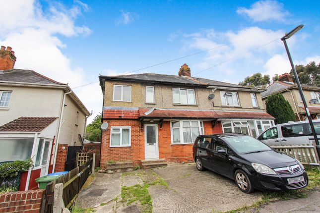 Thumbnail Semi-detached house for sale in Poppy Road, Bassett Green, Southampton