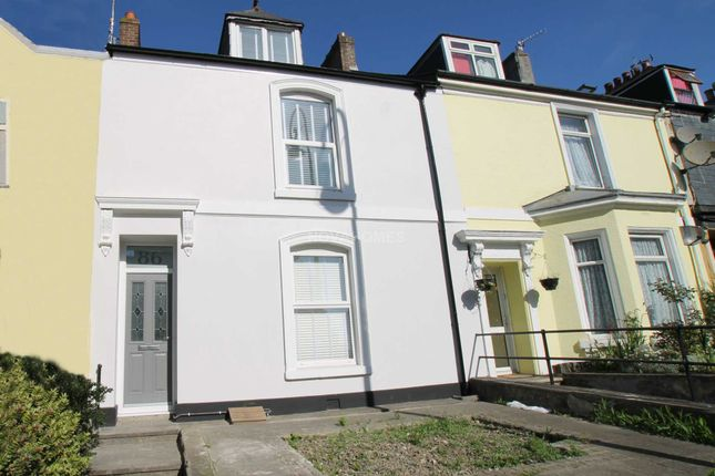 Thumbnail Terraced house for sale in Devonport Road, Stoke