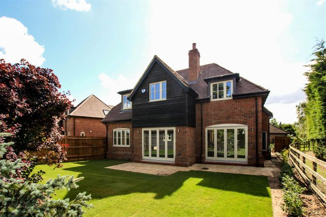 Thumbnail Detached house for sale in Horton House Farm, Horton, Leighton Buzzard