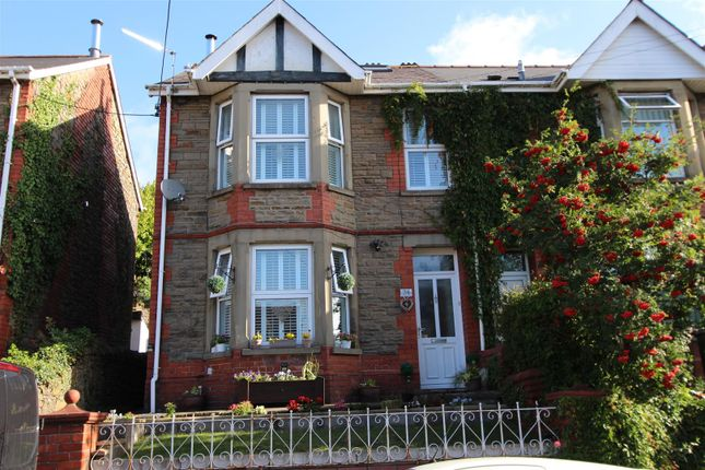 Thumbnail Terraced house for sale in Tydfil Road, Bedwas, Caerphilly