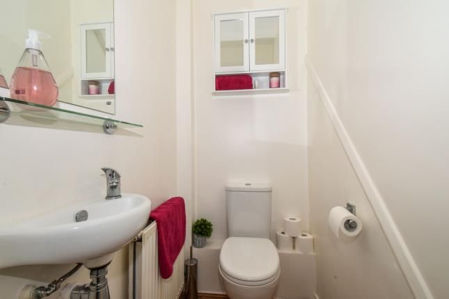 Ground Floor WC of Harrowgate Drive, Birstall, Leicester, Leicestershire LE4