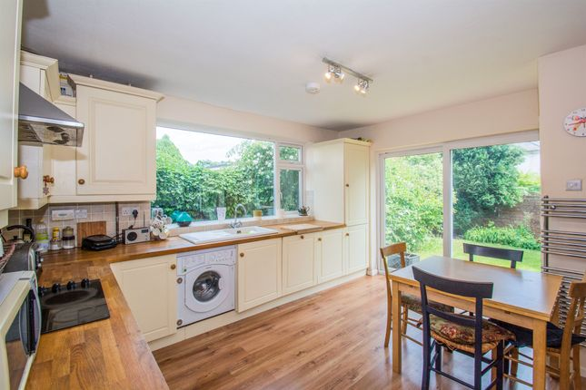 Thumbnail Detached bungalow for sale in Monkswell Close, Monmouth