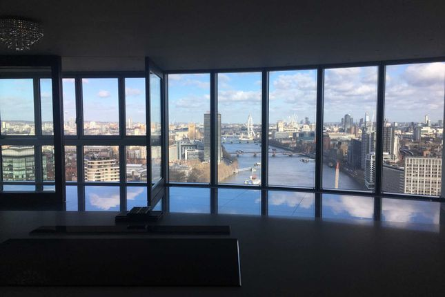 Thumbnail Flat to rent in The Tower, One St.George`S Wharf, Nine Elms