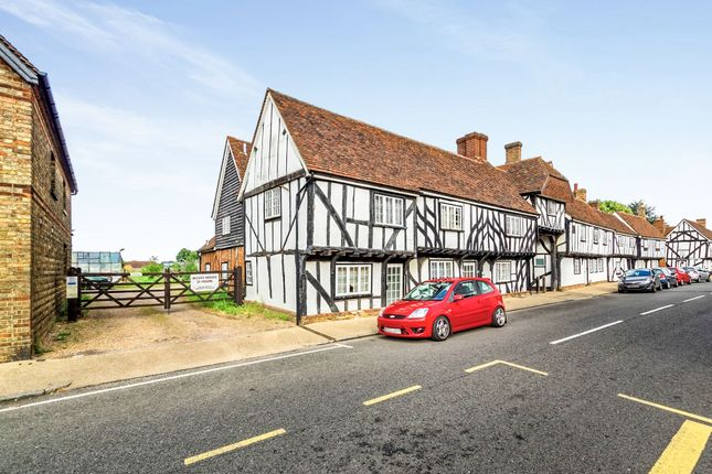 Thumbnail Flat for sale in High Street, Elstow, Bedford