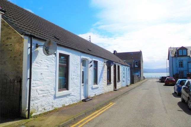 Thumbnail End terrace house for sale in 6 Nile Street, Dunoon