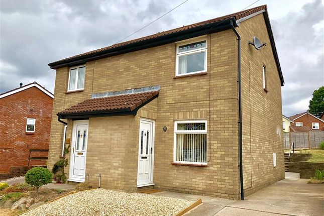 Thumbnail Property to rent in Chester Close, New Inn, Pontypool