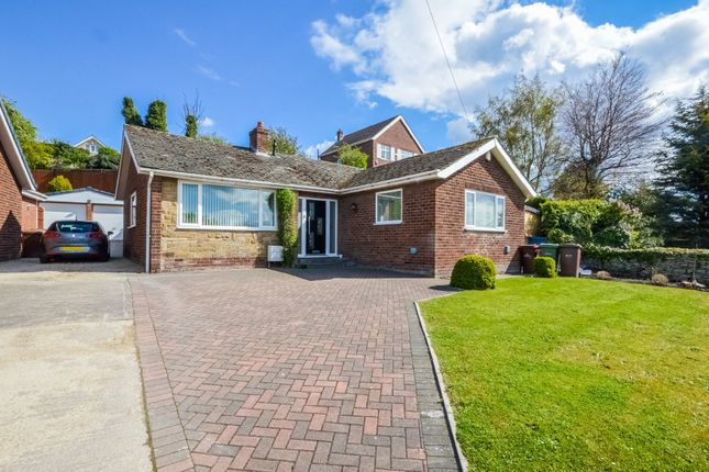Thumbnail Detached bungalow for sale in Pontefract Road, Knottingley
