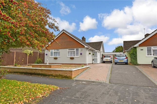Thumbnail Detached bungalow for sale in Dunnings Lane, North Baddesley, Southampton