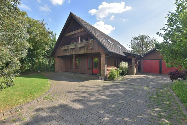 Thumbnail Detached house for sale in Monks Walk, Tollesbury, Maldon