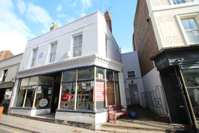 Thumbnail Flat for sale in High Street, Hastings